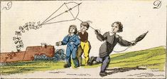 Full Size Picture Kinderspiele 1828 Drachensteigen.jpg