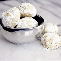 Melting Moments aka Mexican Wedding Cookies