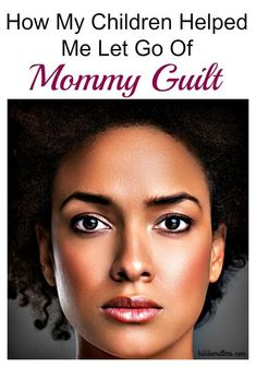 It doesn't matter if you are a new mom, a parent to a toddler or a teenager, at some point in your parenting journey you probably experienced mommy guilt.  Moms can be so hard on themselves and rarely take credit for all that they do.  In this article I share some tips and advice on how to let go of mommy guilt.