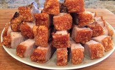 How to make EASY and Crispy Roasted Pork Belly - Thit Heo Quay