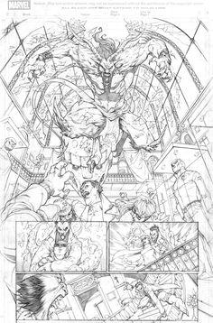 Nightcrawler pg10 by ZurdoM on DeviantArt