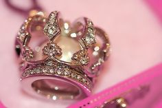 Did say I was a queen in my past life :)