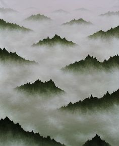 Antoine Desailly - Montagnes - Huile sur toile - 162 x 130 cm - 2014 - Galerie W - Galerie d'Art contemporain à Paris #galeriew #gallery #w #gallery w #antoine-desailly @galeriew