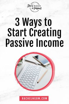 Looking to learn how to add passive income streams to your business so you can start building wealth and stop trading time for money? Look no further, in this post I share my top 3 ways to make passive income, from monetizing your zone of genius to affiliate marketing. Repin and grab my cheatsheet to get more leads with Pinterest on autopilot (for free!) and watch your business grow!  #shesmakinganimpact #makemoney Passive Income Streams, Creating Passive Income, Multiple Streams Of Income, Social Media Marketing Business, Successful Online Businesses, Early Retirement, Pinterest Marketing, Writing A Book, Affiliate Marketing