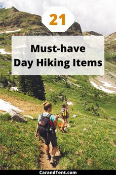 What to Wear and What to Bring on a Day Hike - 21 Must-Haves