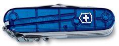 Victorinox Swiss Army SwissChamp w/Over 30 Functions Sapphire Handle