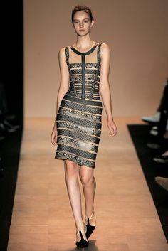 Hervé Léger by Max Azria Spring 2011 Ready-to-Wear - Collection - Gallery - Style.com