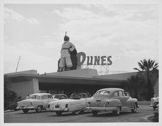 The Dunes in Las Vegas (ca. 1954)