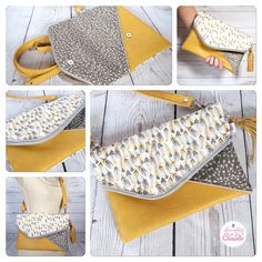 Best Leather Wallets For Women 2019 Diy Bags Purses, Purses And Handbags, Diy Clutch, Clutch Bag, Tote Bag, Pochette Diy, Best Leather Wallet, Crochet Shell Stitch, Creation Couture