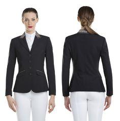 Jackets & Turniershirts : Equiline Damen Turnierjacket Amice