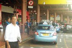 Saat Dahlan Iskan atur lalu-lintas Bandara - ANTARA News