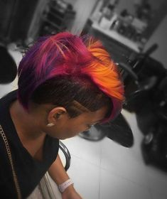 The Latest Hairstyles for black women Hairstyles for black women Choppy Bob Hairstyles, Dope Hairstyles, My Hairstyle, Twist Hairstyles, Latest Hairstyles, Black Women Hairstyles, Haircuts, Hairstyles 2018, Korean Hairstyles