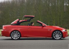 2009 BMW M3 Convertible UK Version
