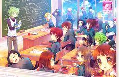 Gakuen+Pokemon+by+Namie-kun.deviantart.com+on+@deviantART