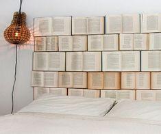 diy headboard ideas to improve your bedroom design #headboard
