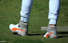 I love golf and if love were enough to make all things succeed, I would be a top-notch golfer. Unfortunately for me, Murphy's Law. Air Max Sneakers, High Top Sneakers, Sneakers Nike, Rickie Fowler, Girls Golf, Top Gear, Quizzes, Nike Air Max, High Tops