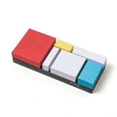 When Oscar Wilde said that, 'Life imitates art', I didn't think he meant sticky notes. 'Monde Riant' is an artful sticky note made by designers Catherine Denoyelle and Assia Quetin for Pa Design. It's inspired by the minimalist and abstract works of Dutch painter Piet Mondrian. Just like the real-life artworks, 'Monde Riant' is composed […]