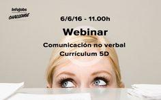 INTERESANTE!!! #Webina de @ideasland  Federico Romero García   en @infojobs  #MondayChallenge Lunes 6 de #Junio sobre #ComunicaciónNoVerbal - #Currículum 5D - #RRHH #RecursosHumanos #ComportamientoNoVerbal #Comunicación #Empleo #Trabajo #BuscarEmprelo #Feina #Treball #Comunicació #ComunicacióNoVerbal #Ocupació #CV #OrientaciónLaboral #Orientació #Infojobs #Ideasland