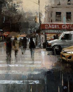 ☆ Bagel Artist Victor Bauer