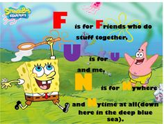 spongebob fun song - Google Search