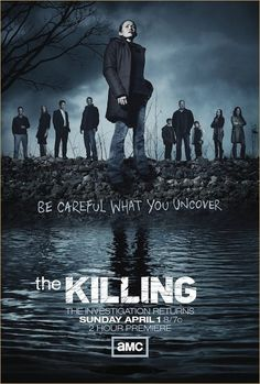 The Killing - great show
