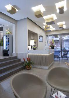 Gamma Hotel by Studio Idascco Brioschi, Milan – Italy » Retail Design Blog
