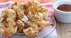 Oven-Baked Coconut Shrimp – Healthy To Fit