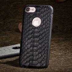 Snakeskin iPhone 7 Case, Snakeskin iPhone 8 Case