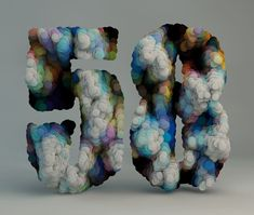 55 Superb Examples of Experimental Typography Art | Design Inspiration