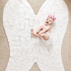 Angel baby. {PS- thi