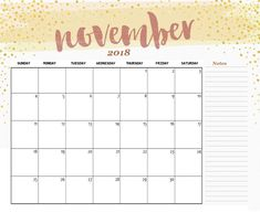 102 Best November Calendar Images In 2019 Bricolage Crafts How