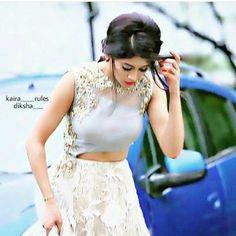 Shivangi joshi | IndianTV celeb | Fashion, Dresses, Formal ...