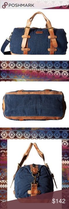 Bed Stu Howard Duffle Bag in Blue Waxed Canvas Beautiful soft, washed fabric with leather detailing make up this classic duffle bag from the amazing Bed Stu. Available in the blue waxed canvas. This high quality, luxurious bag will be your favorite for years to come. Act fast, this deal will not last. Item is 100% Authentic with proof of purchase available for disputes, NWT, and ships in 3-4 days.   Be Original   Stay Original  Shop @OriginalHailey Bed Stu Bags