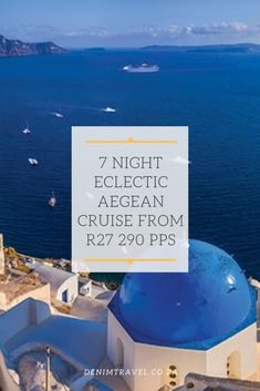Cruise Greece & Turkey All-Inclusive Athens - Istanbul - Canakkale - Volos - Crete - Santorini - Mykonos - Athens.  Our 7 Night Eclectic Greece & Turkey Cruise itinerary is a dream come true.  It's a stress-free cruise you can enjoy at your own pace.  Imagine walking in the streets of mystical Istanbul enjoying your overnight stay with your senses being more alive than ever. Turkey All Inclusive, Visit Istanbul, Byzantine Architecture, Island Cruises, Mykonos Island, Sandy Beaches, Crete, Greek Islands, Stress Free