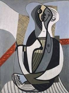 FEMME ASSISE (Seated Woman) | Pablo Picasso | 1927