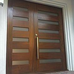 Plain Wooden Exterior Doors   http://oboronprom.info   Pinterest ...