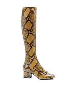 Viennese Waltz - Gucci boots