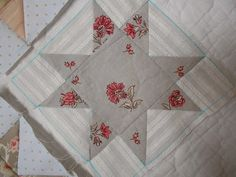 """Supergoof Quilts: """"The first 10 blocks of 'The Stone Fields Quilt"""""""