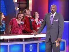 Family Feud - Boogers!