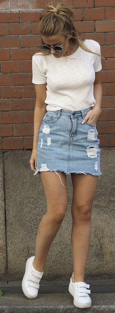 DENIM STREET fashion style /lnemnyi/lilllyy66/ Find more inspiration here: http://weheartit.com/nemenyilili/collections/22262382-like-a-lady                                                                                                                                                     More