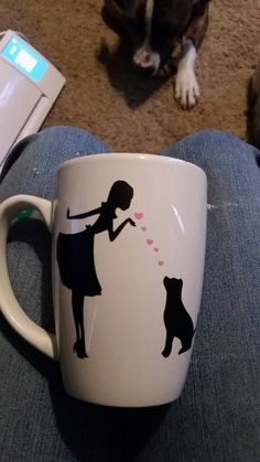 Hey I found this really awesome Etsy for dog lovers listing at Friends Coffee Mug, Coffee Mugs, Dog Lover Gifts, Dog Lovers, I Love Dogs, Cute Dogs, Dog Lady, Dog Crafts, Crazy Dog