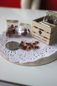 Miniature Gummy Colas