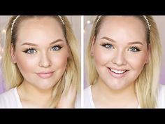 Fresh and Flirty Everyday Natural Makeup Tutorial - YouTube