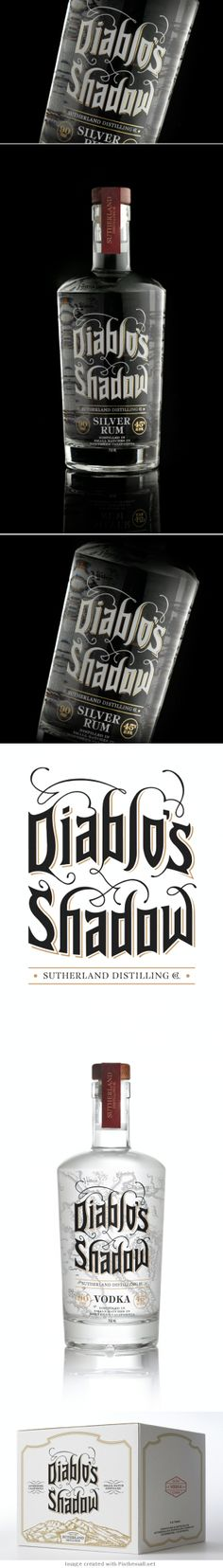 Diablo's Shadow  I'd drink it just for the name