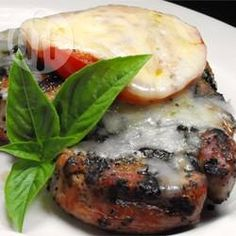 Barbecued Basil Pork Chops @ allrecipes.com.au