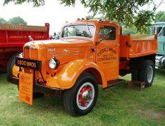 1950 Mack A20H dump truck