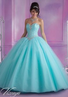 Quinceañera Dresses, Princess, Ball Gown