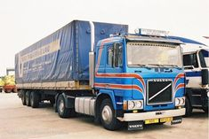 VOLVO F10/F12 customized (front grill)