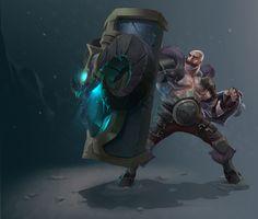 Braum-League-of-Legends-Concept-Art.jpg (3963×3375)