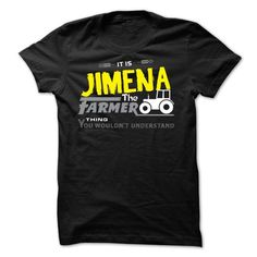 Cool If your name is JIMENA then this is just for you Shirts